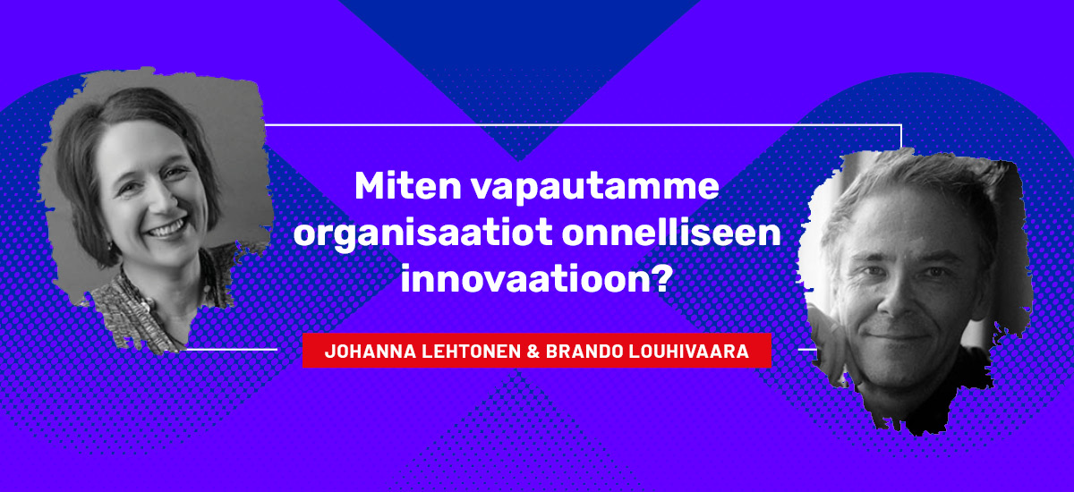 Johanna Lehtonen ja Brando Louhivaara-blogi