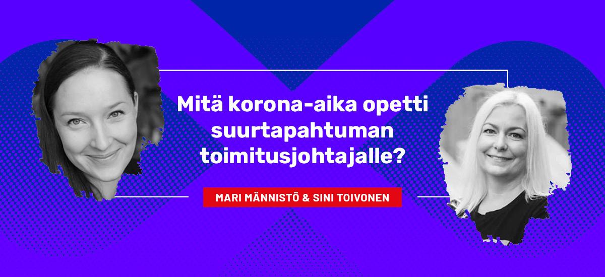 Mari Männistö & Sini Toivonen